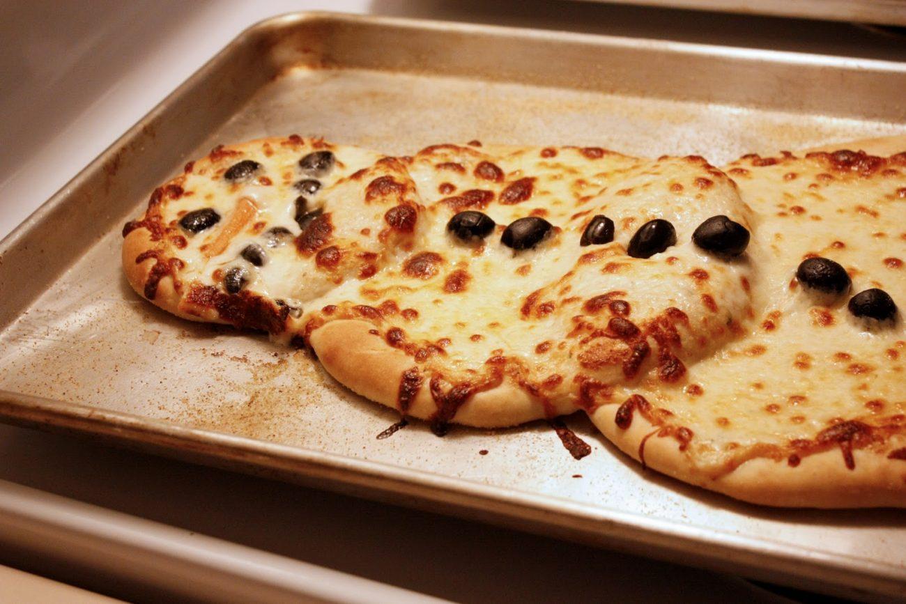 Пицца «Зимняя» с сыром