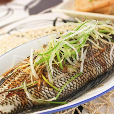 Рыба на пару - рецепт с фото