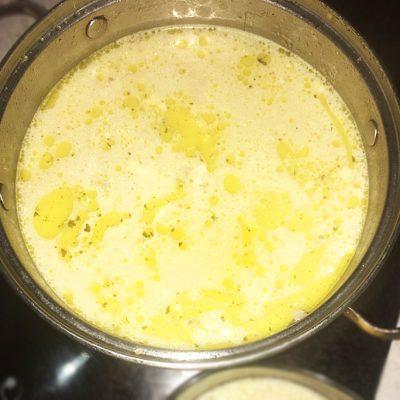 Гречнево-сырный суп - рецепт с фото
