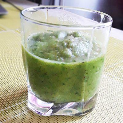 Витаминный «зеленый» смузи - рецепт с фото