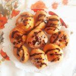 Пончики «Польские с секретом» на молоке
