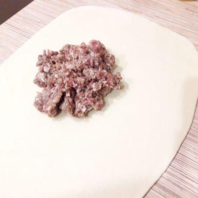 Фото рецепта - Жареные ленивцы-пельмени - шаг 5