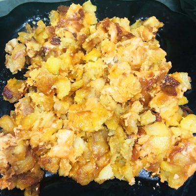 Жареный картофель по-новому - рецепт с фото