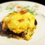 Пикантная отбивная из говядины, запеченная с ананасом