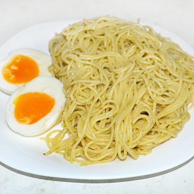 Спагеттини с соусом Песто - рецепт с фото