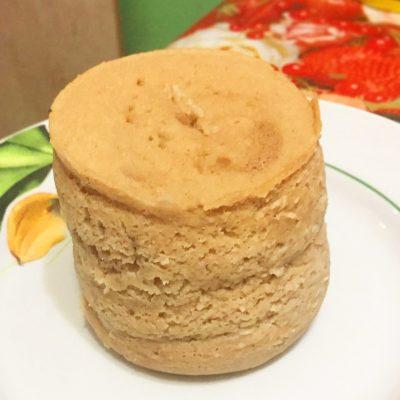 Кекс в кружке - рецепт с фото