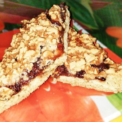 Тёртый пирог с вареньем - рецепт с фото
