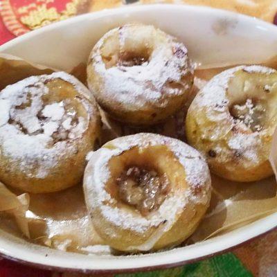 Яблочки, запечённые с мёдом - рецепт с фото