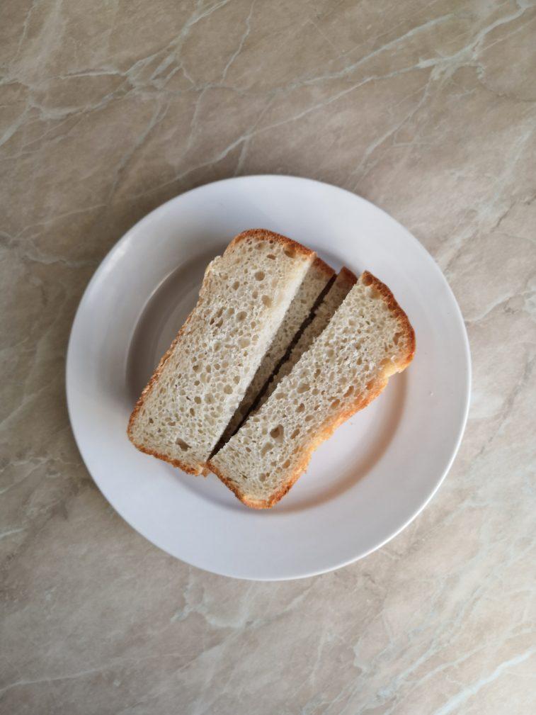 Фото рецепта - Картофельные драники на хлебе - шаг 4