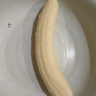 Фото рецепта - Бананово-медовое печенье (постное) - шаг 1