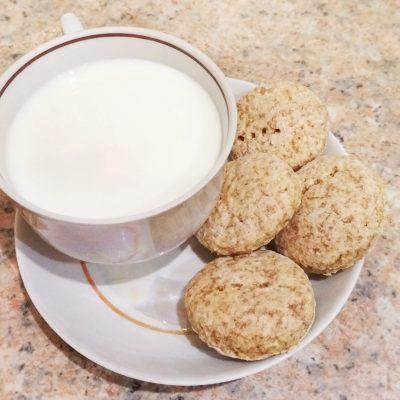 Бананово-медовое печенье (постное) - рецепт с фото