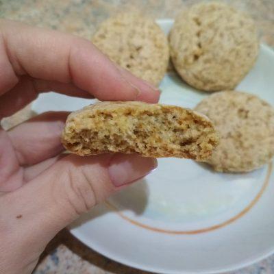 Фото рецепта - Бананово-медовое печенье (постное) - шаг 6
