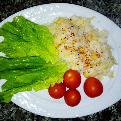 Турецкий «Пилав» из риса и гороха нут - рецепт с фото