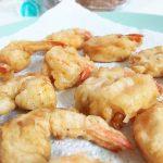 Креветки в кляре — рецепт