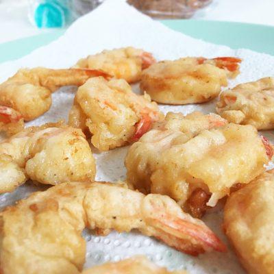 Креветки в кляре — рецепт - рецепт с фото