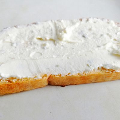 Фото рецепта - Бутерброд «Утренний» с яйцом - шаг 2