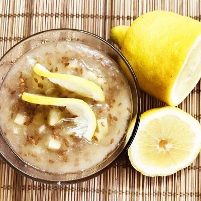 Десерт из яблок «Женский каприз» - рецепт с фото
