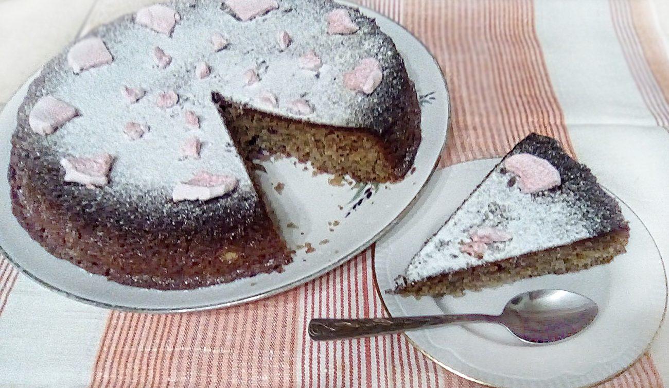 Пирог с вареньем «Домашний»