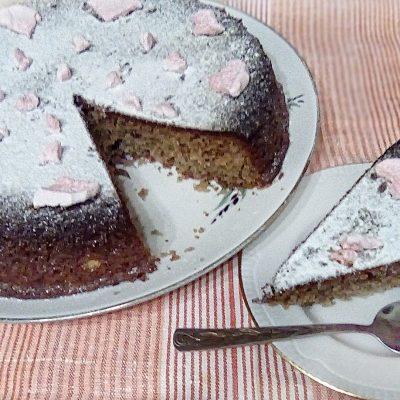 Пирог с вареньем «Домашний» - рецепт с фото