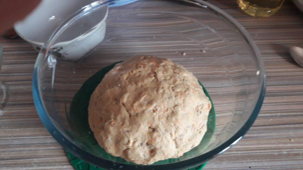 Фото рецепта - Фитнес хлебцы диетические - шаг 3
