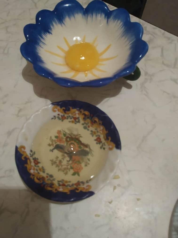 Фото рецепта - Хачапури  из слоенного теста с сыром - шаг 4