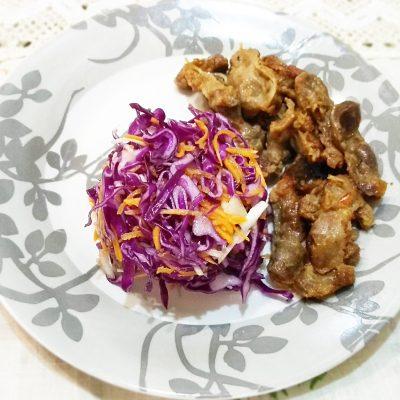 Нежные куриные желудочки — секрет приготовления - рецепт с фото