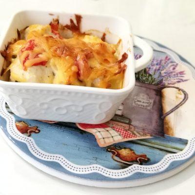 Куриное филе по-французски с картофелем - рецепт с фото