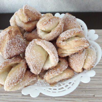 Печенье творожное «Поплавки» (треугольники) - рецепт с фото
