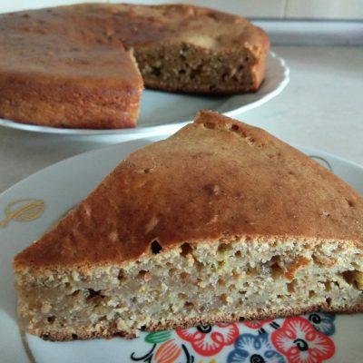 Кекс на кефире с боярышником - рецепт с фото